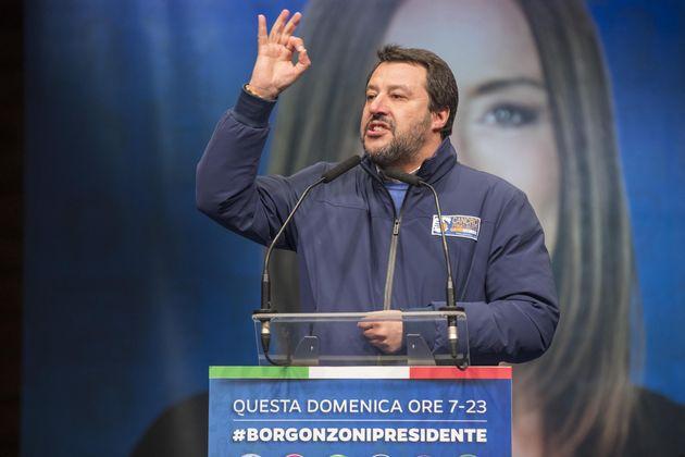 """Anche se perdo, in Emilia Romagna c"