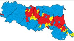 Affluenza alta a Bologna, Modena e Reggio Emilia: qui la spinta decisiva per
