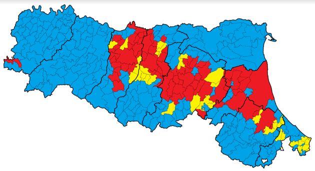 Affluenza alta a Bologna, Modena e Reggio Emilia: qui la spi