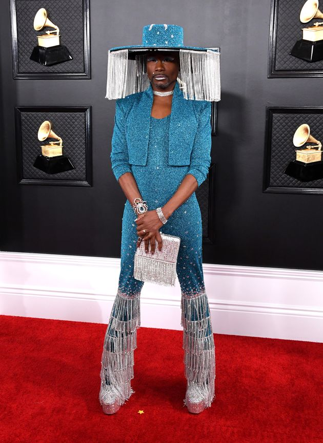 Grammys 2020 Red Carpet: Billy Porters Fabulous Hat Sparks Our Favourite New Meme