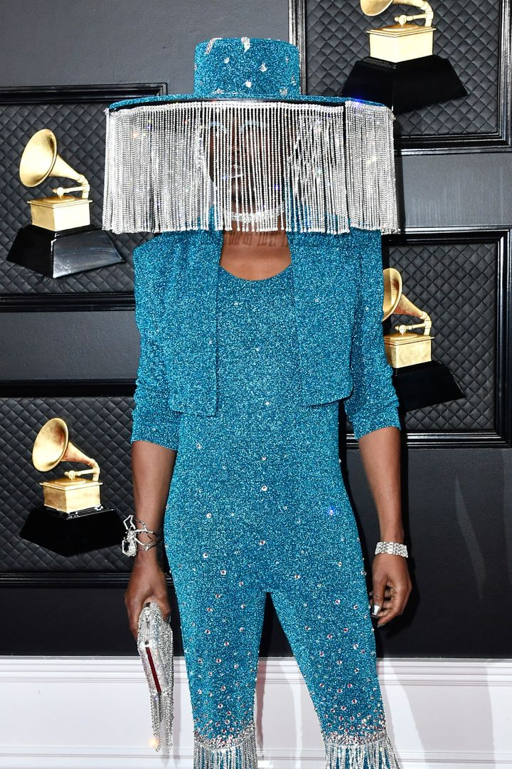 LOS ANGELES, CALIFORNIA - JANUARY 26: Billy Porter attends the 62nd Annual GRAMMY Awards at STAPLES Center on January 26, 202