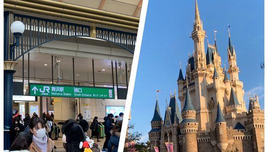 「中国のお客様の来園拒否はしません」新型コロナウイルスによる肺炎、東京ディズニーランドが方針