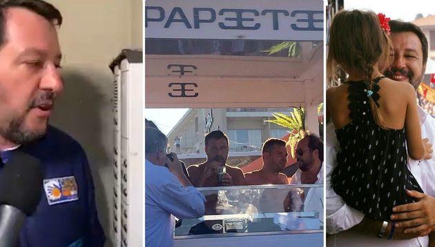 Salvini perde a Bibbiano e al Pilastro, i luoghi simbolo del