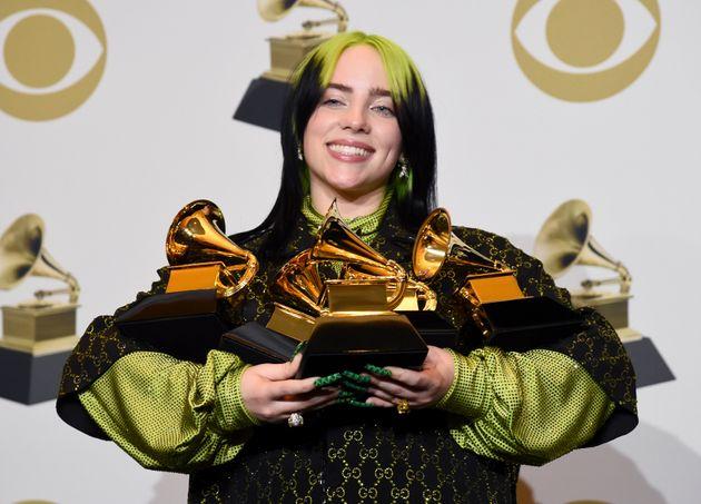 12 Stars Who Won Their First Grammy In 2020