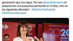 El detalle en esta foto del PSOE vasco por el que lleva más de 100.000 'me gusta': mira abajo a la