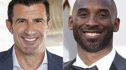 Críticas a Luis Figo por su tuit de despedida a Kobe Bryant: