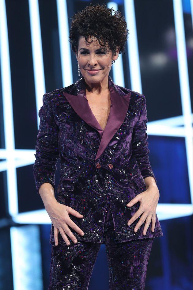 Nina, jurado de 'OT 2020', en la gala del 26 de enero de