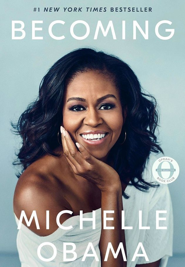 Couverture de l'autobiographie de Michelle