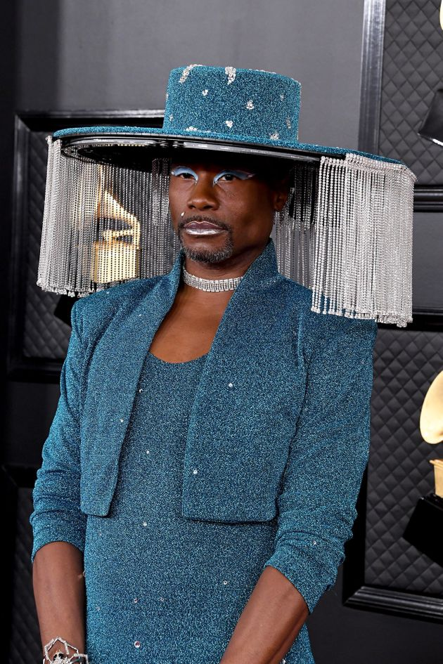 Le chapeau de Billy Porter aux Grammy Awards vaut le