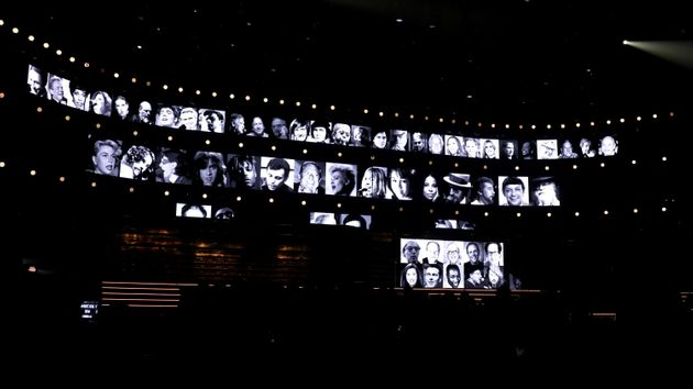 Grammys In Memoriam Segment Criticised Over Numerous Errors And Notable Omissions