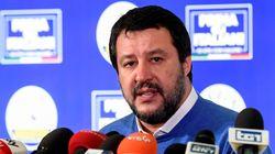 Il giorno dopo, Matteo Salvini si dice