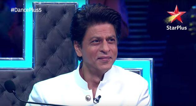 Shah Rukh Khan on Dance Plus