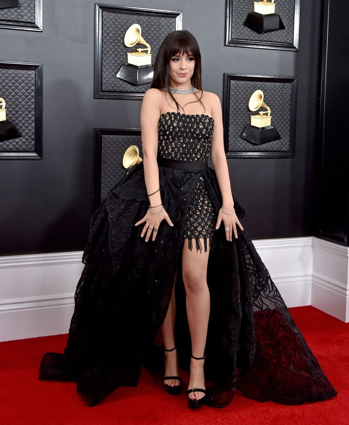 Η Καμίλα Καμπέγιο με Versace.