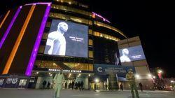 Los homenajes a Kobe Bryant alrededor del