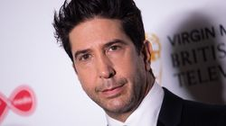 David Schwimmer Just Poured Some Serious Cold Water On Those Friends Reunion