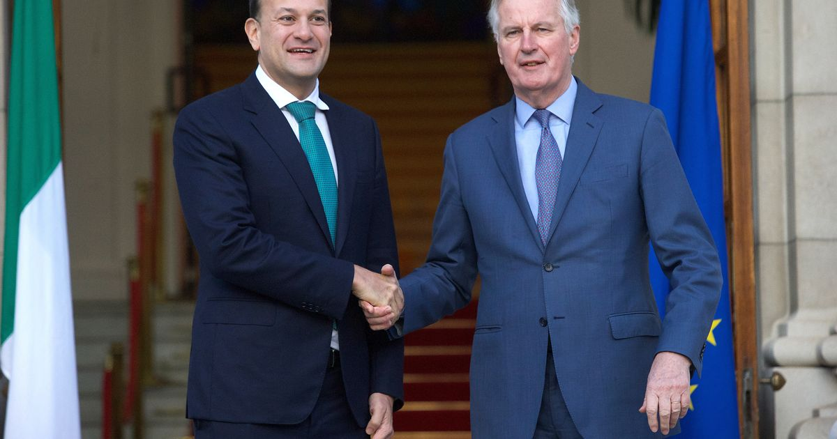 EU Has A 'Stronger Team' Than UK For Brexit Trade Negotiations, Ireland Claims