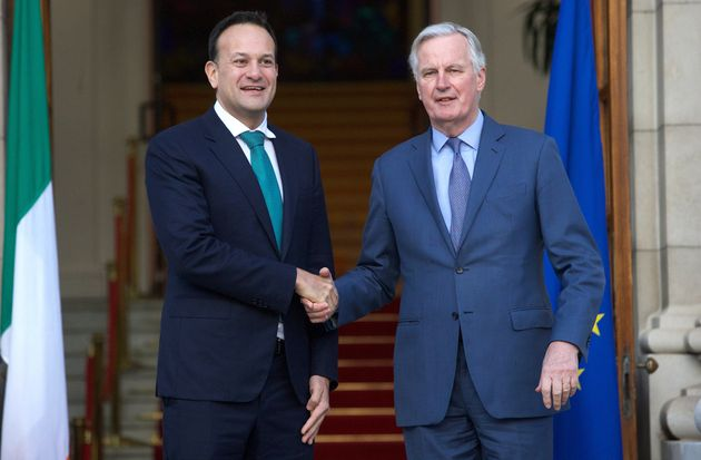 EU Has A Stronger Team Than UK For Brexit Trade Negotiations, Ireland Claims
