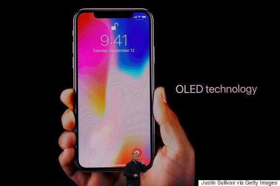 애플이 공개한 '아이폰 X'의 모든 것 (기능, 가격,