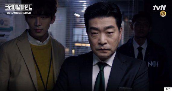 한국판 '크리미널 마인드' 첫 방송에는