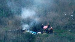 La niebla, la causa más probable del accidente de helicóptero de Kobe