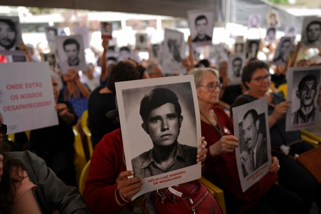 Hoje há 434 vítimas do regime de exceção reconhecidas pelo Estado brasileiro.A...