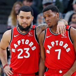 Toronto Raptors Pay Tribute To Kobe