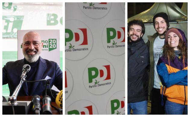 I vincitori in Emilia Romagna sono tre