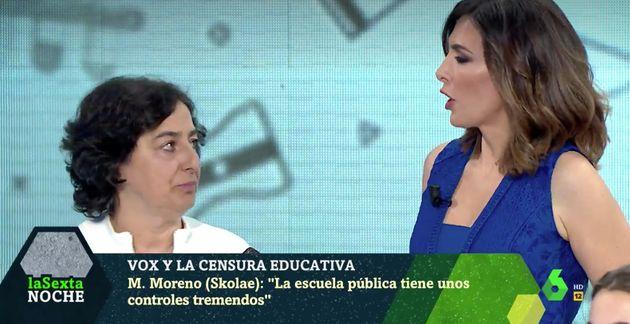 Marian Moreno en 'laSexta