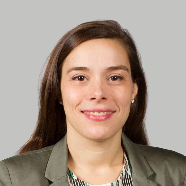 Laurence Lavigne Lalonde, conseillère pour le district Maisonneuve–Longue-Pointe et responsable de la transition climatique et de la résilience au comité exécutif de la Ville de Montréal.