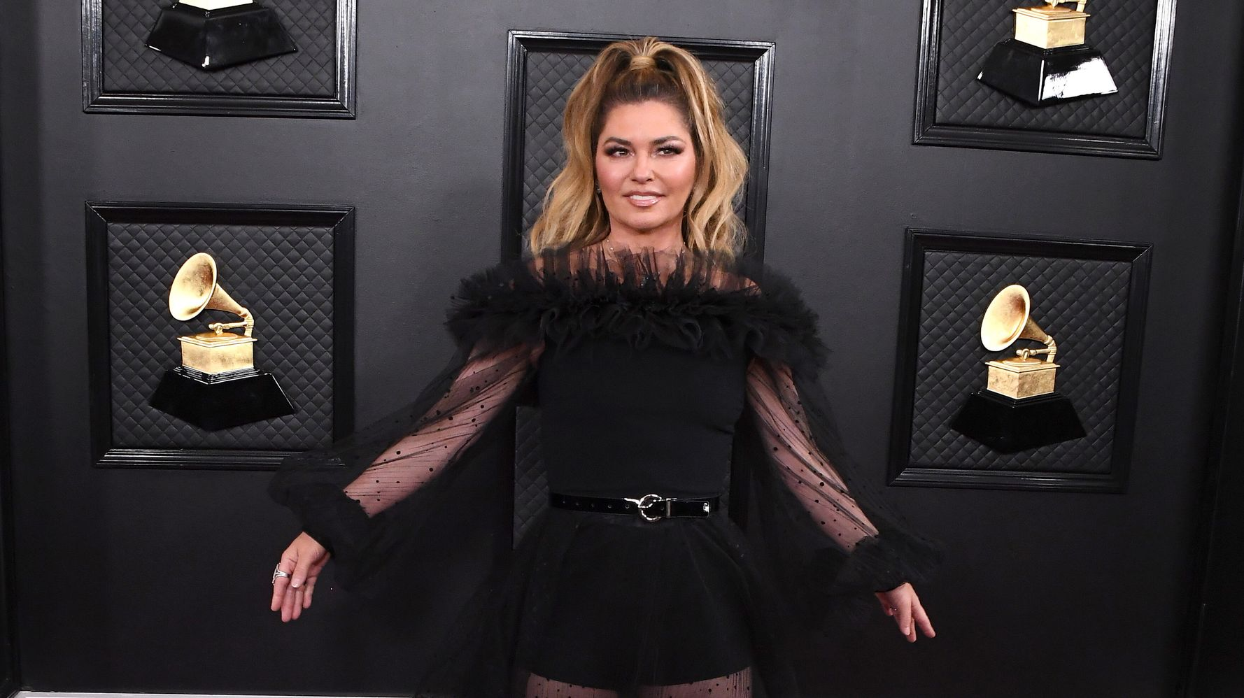 Shania Twain Says She Wrote A Song For A Lizzo Duet At The Grammys