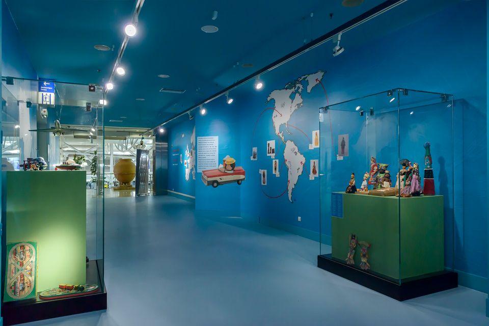 «Του Κόσμου τα Παιχνίδια» στο Μουσείο