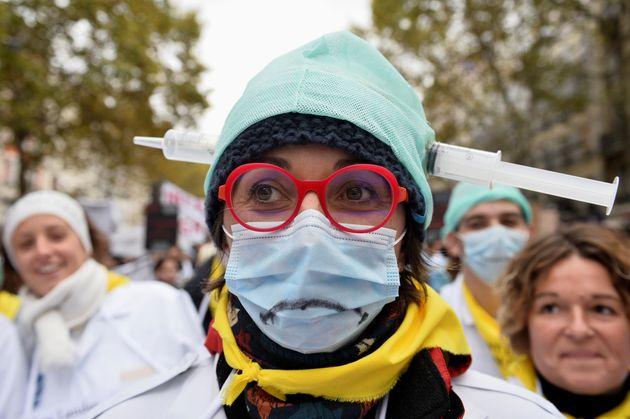 Les menaces judiciaires, cette plaie qui pèse sur les médecins (photo prise à Paris...