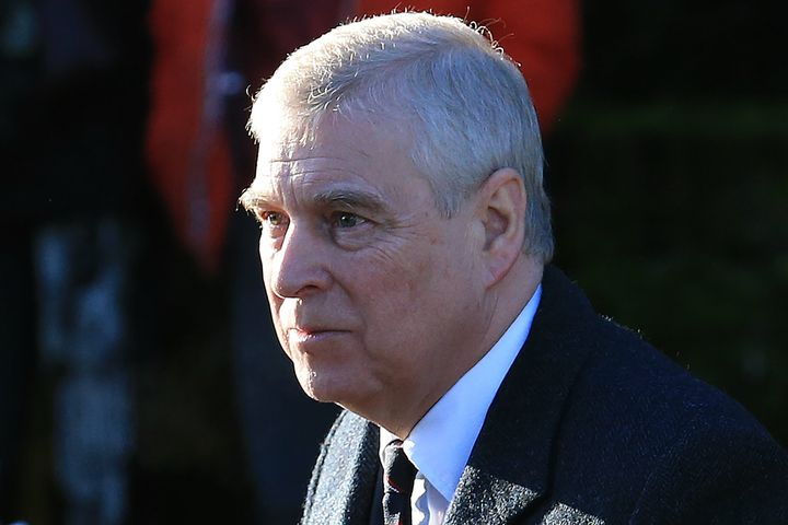 Prince Andrew was friends with Jeffrey Epstein before his death