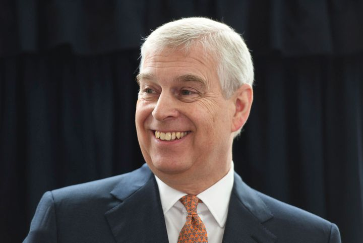 Prince Andrew, The Duke of York stepped down from all official royal public duties amid the escalation of his associations in