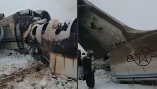 Ταλιμπάν: Εμείς καταρρίψαμε το αεροπλάνο στο
