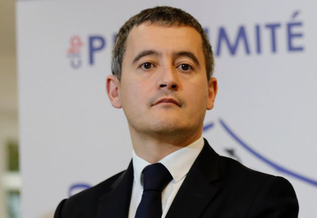 Gérald Darmanin, ici à Paris le 15 novembre