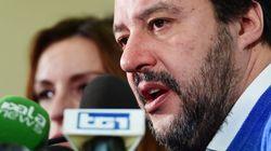 Matteo Salvini, la fine della