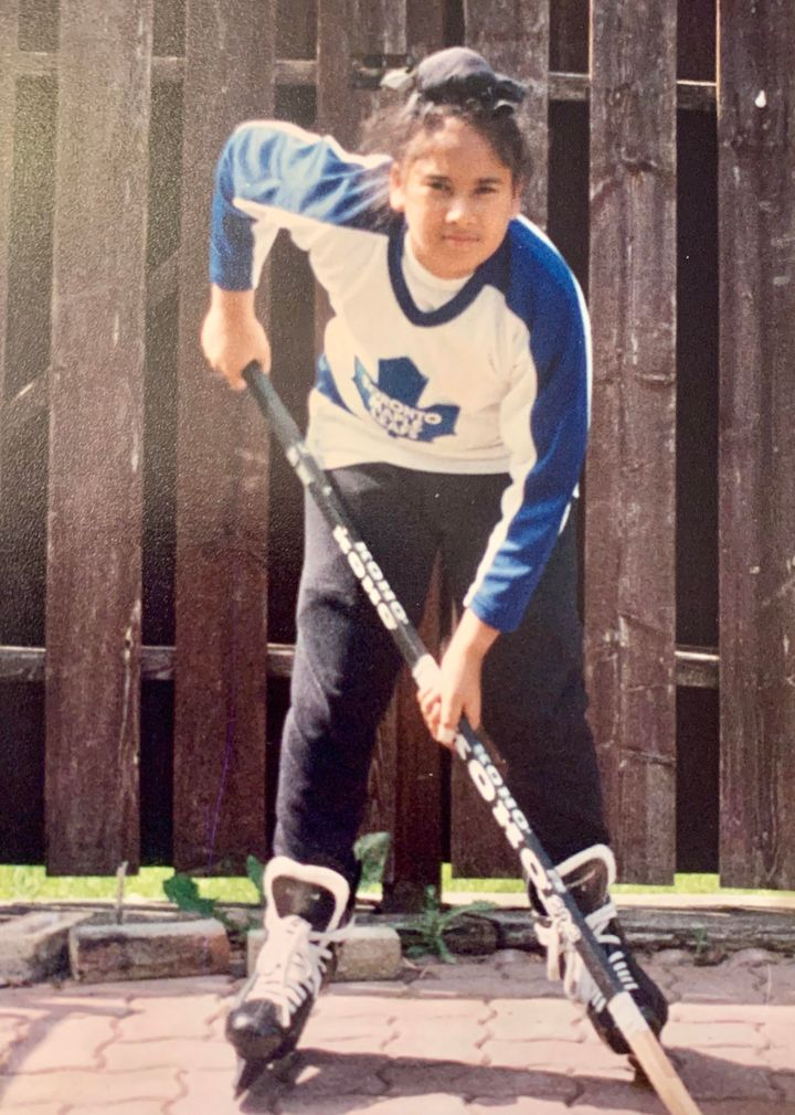 Growing up in the 1970s and '80s, Bobby Sahni played tons of floor and street hockey. His parents made it clear that ice hockey was always out of the question.