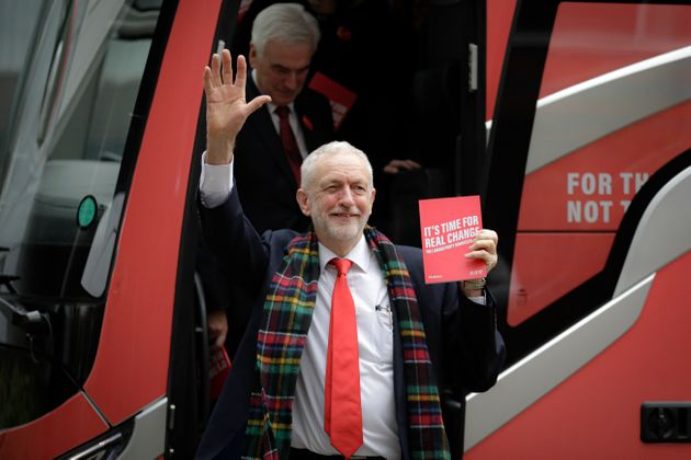 Brexit 'Broke' Labour At Election For 'Overwhelmingly Unpopular' Corbyn -