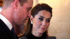 Kate Middleton Aktien Verschieben Von Fotos Sie Nahm Von Holocaust-Überlebenden