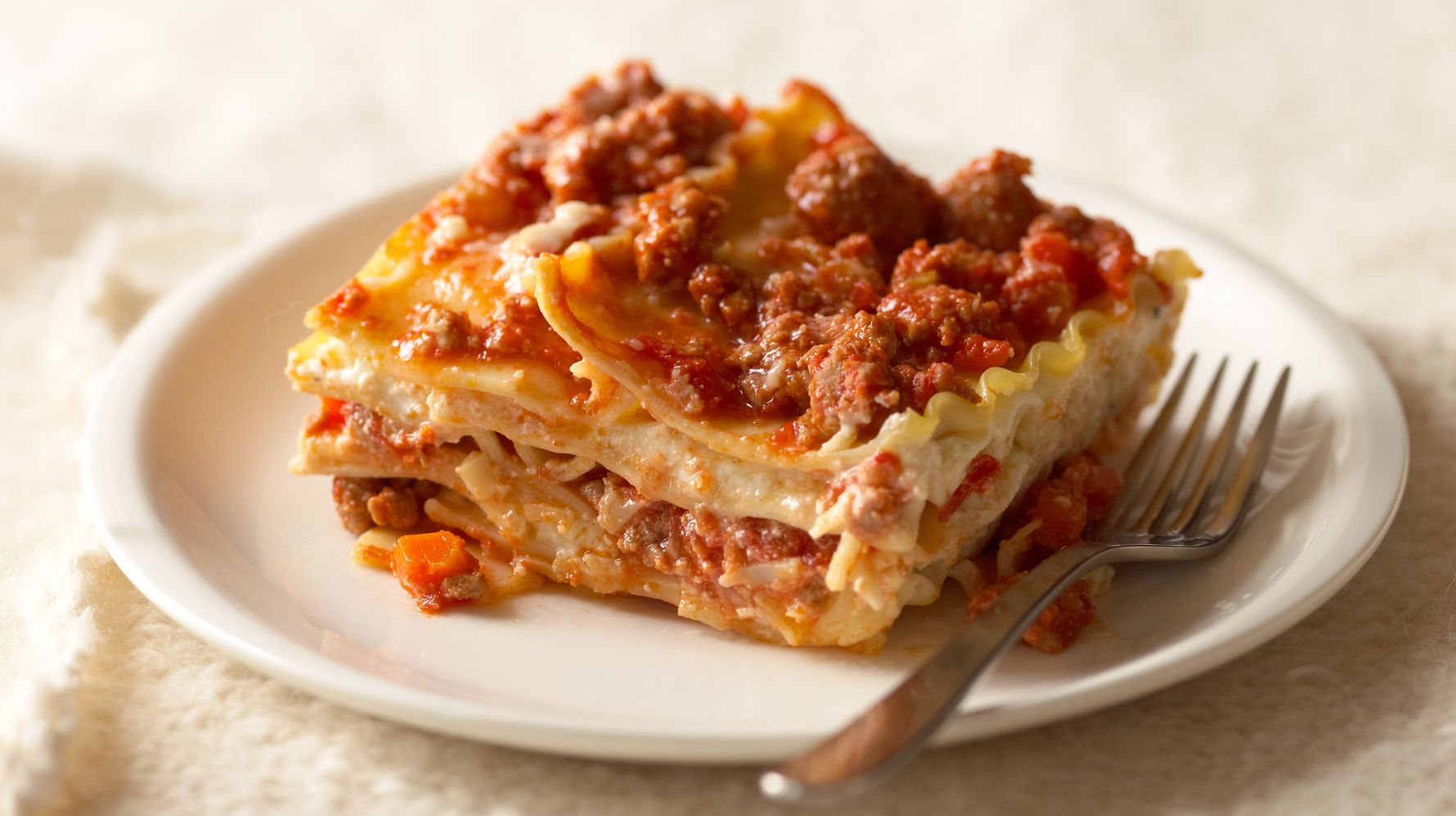 No Boil Lasagna Noodles Vs Traditional What S The Difference Huffpost Life
