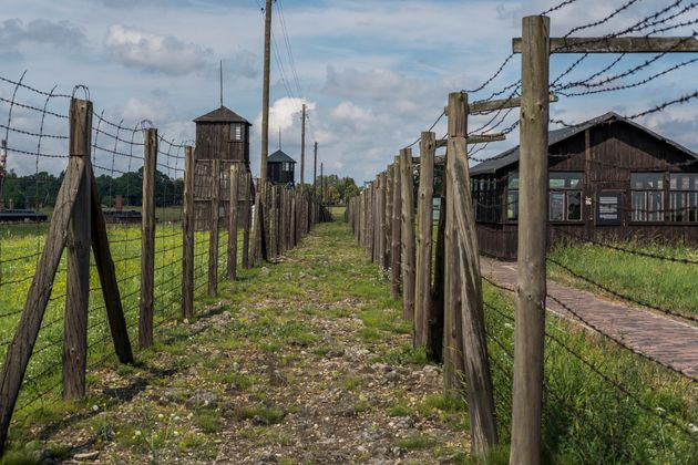 Majdanek concentration and extermination in Lublin, Poland on Aug. 17, 2016. The camp was built in 1941...