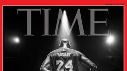 Kobe Bryant To Be Honored On A Time Magazine