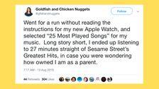 50 Urkomische Tweets Von Eltern Über 'Sesame Street'