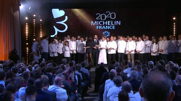 Les lauréats du Guide Michelin