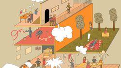 Angoulême lance l'année de la BD en