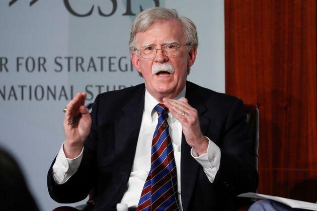 L'ancien conseiller à la sécurité nationale John Bolton (photo