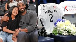 Gianna Bryant Honored With Jersey From UConn Women's Team She Aspired To