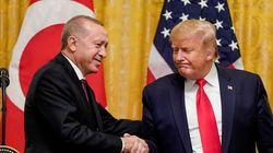 Τηλεφωνική επικοινωνία Τραμπ - Ερντογάν για τη
