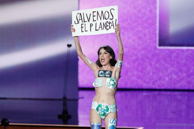 Un momento de la gala de los Goya del 25 de enero de